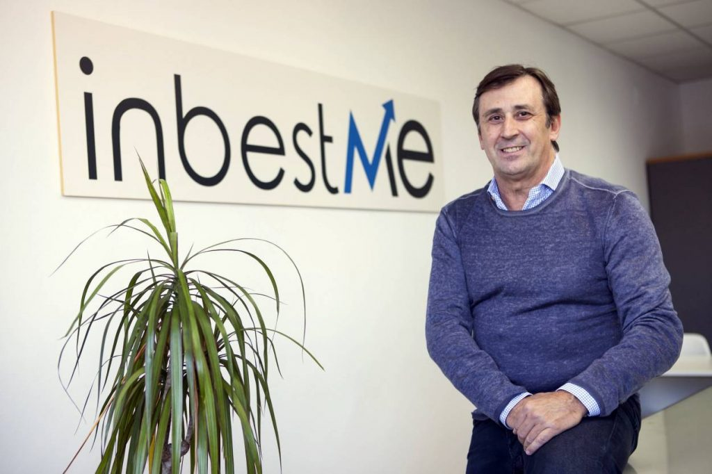 inbestMe ronda financiación